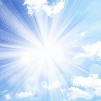 『今日から紫外線対策 始めましょう!』