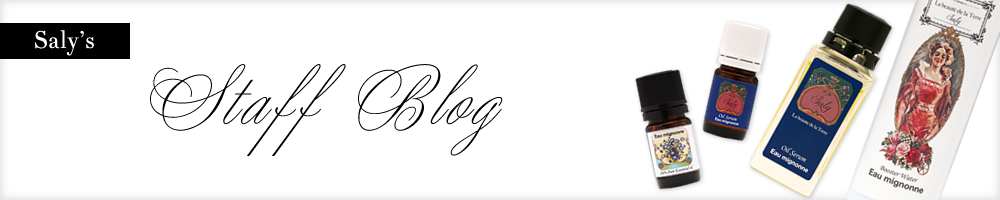 Saly's Staff Blog